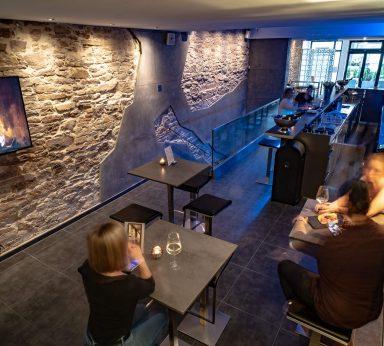 Innenbereich Blumenstraße 17 76133 Karlsruhe, Bar, Weinbar, Vinothek